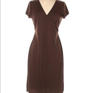 SALE!!! BCBG Paris faux wrap dress